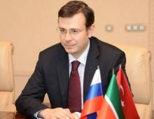 Сабри Тунч Ангылы в Музее Салиха Сайдашева