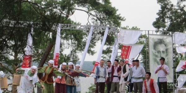 Традиционный праздник искусства «Сайдашстан»