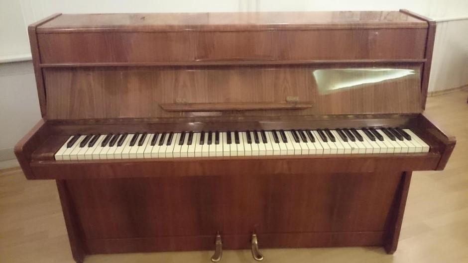 Фортепиано «Petrof»
