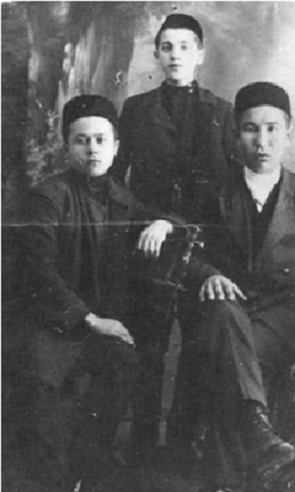 М.Музафаров, С.Сайдашев, X.Ахмеров  Фотокопия