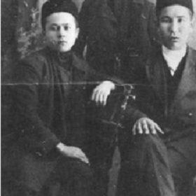 М.Музафаров, С.Сайдашев, X.Ахмеров
