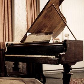 Рояль кабинетный A. STELZHAMMER